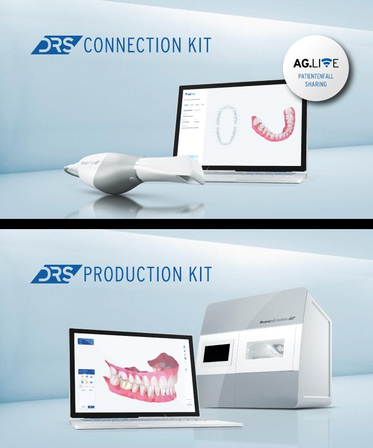 Ceramill DRS Kits